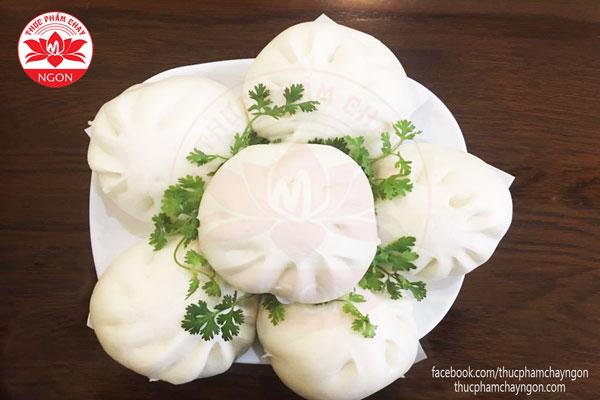 Thực Phẩm Chay Bánh Bao Chay - Thực Phẩm Chay Ngon